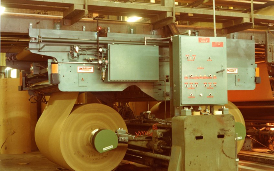 1976 Marquip High Speed Splicer