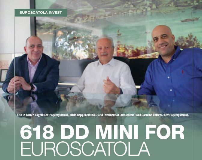 618 DD Mini for Euroscatola