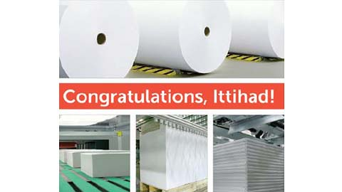 BW Papersystems to supply cut-size and folio sheeting and packaging equipment for new Ittihad Paper Mill.
