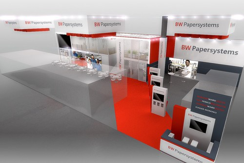 BWP booth @ drupa