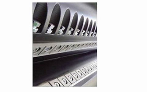 Enhanced lifetime with ASP 2053 steel knives for your cut-size sheeter