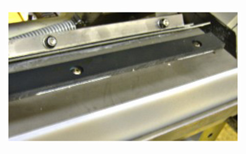 The Single Blade Metering System is a cost-effective alternative for your Corrugator