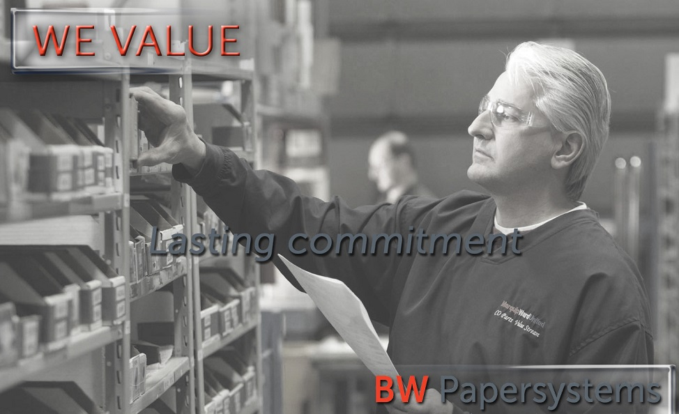 We value lasting commitment