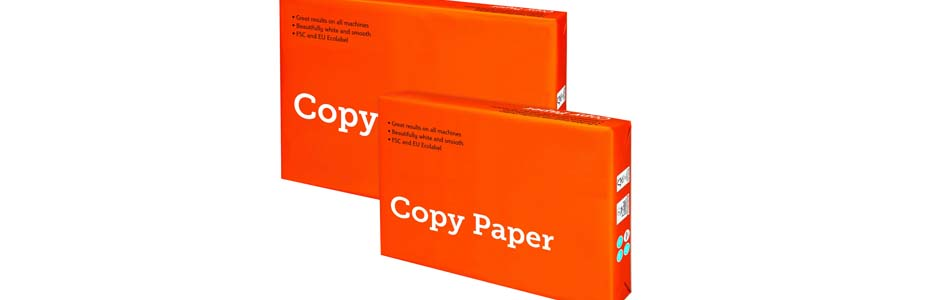 A4 Copy Paper wrapped reams