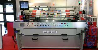 Ameco Raster Rotogravure Proofing Presses For Gravure Cylinders