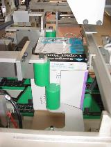 Automatic Case Packer: CSC 60 casing process
