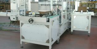 Automatic Case Packer - CSC 60 Machine overview