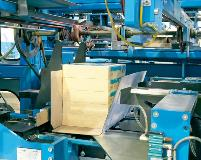 Automatic Case Packer: Model 162: Case process