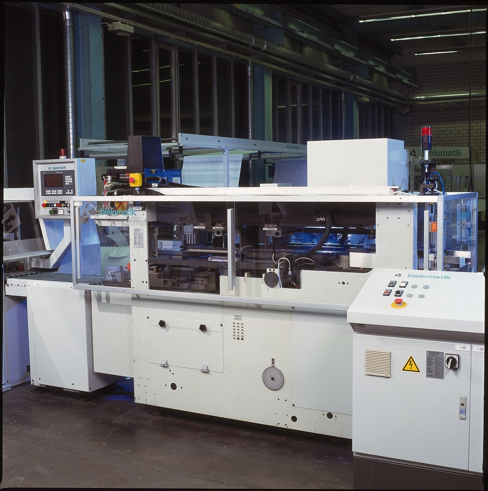 Cut-SizeSheeterP22-02forA4PaperProductionReamWrapper