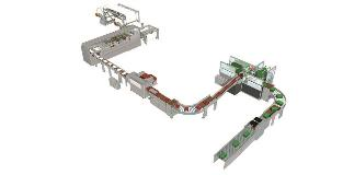 Cut-Size Sheeter for A4 Paper Production: P23-02