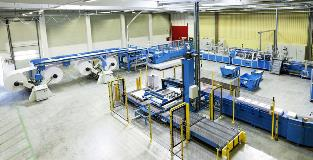 Digital Size Sheeting: Overview SHM Digicut