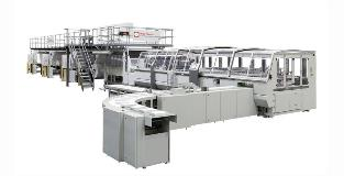 Cut-Size Sheeter for A4 Paper Production: SLK 490