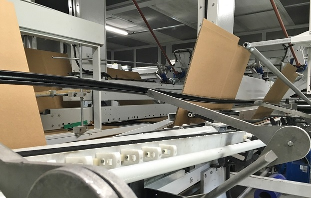 FlexoFolderGluer-Folder