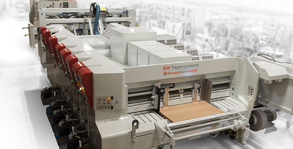 Flexo-Folder-Gluer