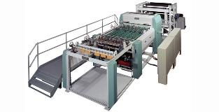 Folio-Size Sheeter: SHM 1450 SR Machine Overview