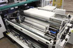 Ream Wrapping Machine: Wrapmatic GREC Rollstand