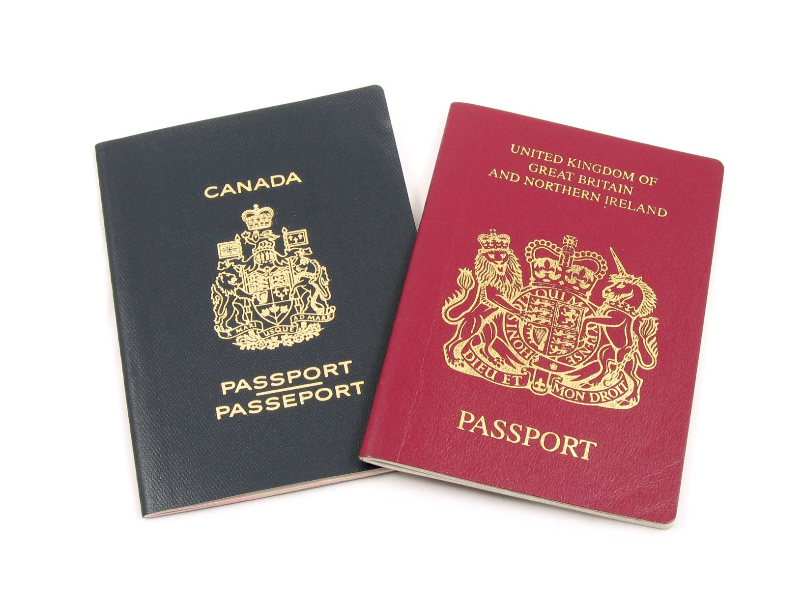 Passport Machine: Passports endproducts